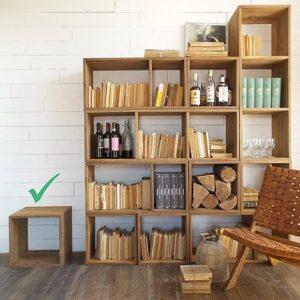 Libreria Cubo Modulare