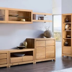 Linea Ethnic Design teak massello
