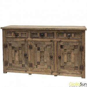 CREDENZA WOODY 3 Cass+3 Ante