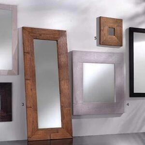 Specchi – Mod. Essential e Diamante
