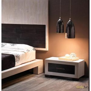 Letto Diamante white