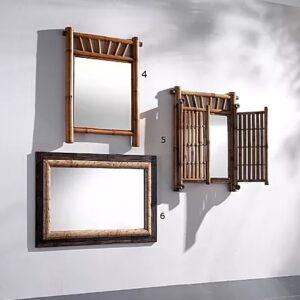 Specchi – Mod. Bambù e Rumba