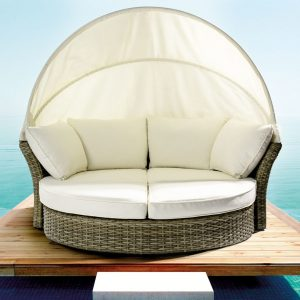 DAYBED C-C LESLY NATURALE CONGHIGLIONE