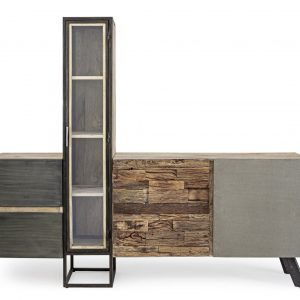 CREDENZA MANCHESTER 2A-2C INDUSTRIAL