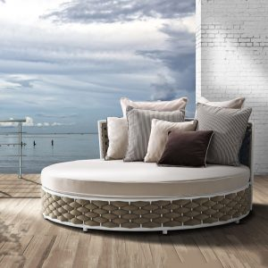 Daybed Lounger Manhattan Esterno